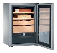 Сигарный шкаф (Хьюмидор) Liebherr ZKes 453